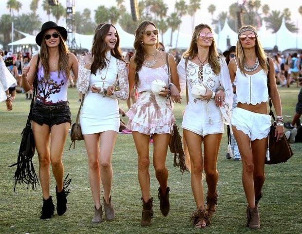 Coachella Festival Looks 2015