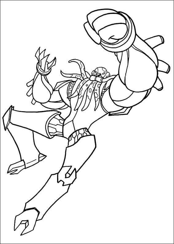 Ben 10 Coloring Pages Free Printable Coloring Pages