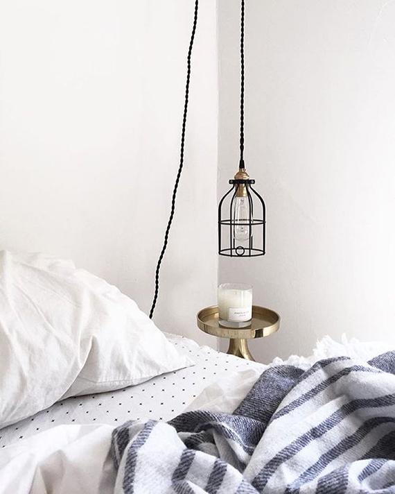 Seriously crisp bedrooms | morningslikethese