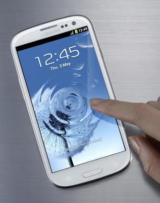 Samsung Galaxy S3 (White)