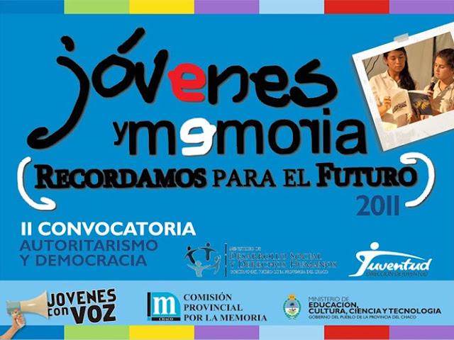 Jóvenes y Memoria 2011
