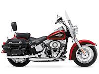 Gambar motor 2013 Harley-Davidson FLSTC Heritage Softail Classic - 4