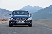 2013 BMW 3-Series (F30) 328i Sedan Luxury Line Official photo image media press