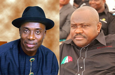 I'm Watching to See Where Wike Will Get Money to Work - Gov Amaechi chiomaandy.com