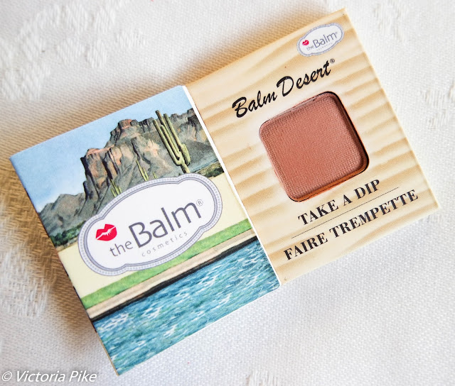 The balm cosmetics Balm desert review