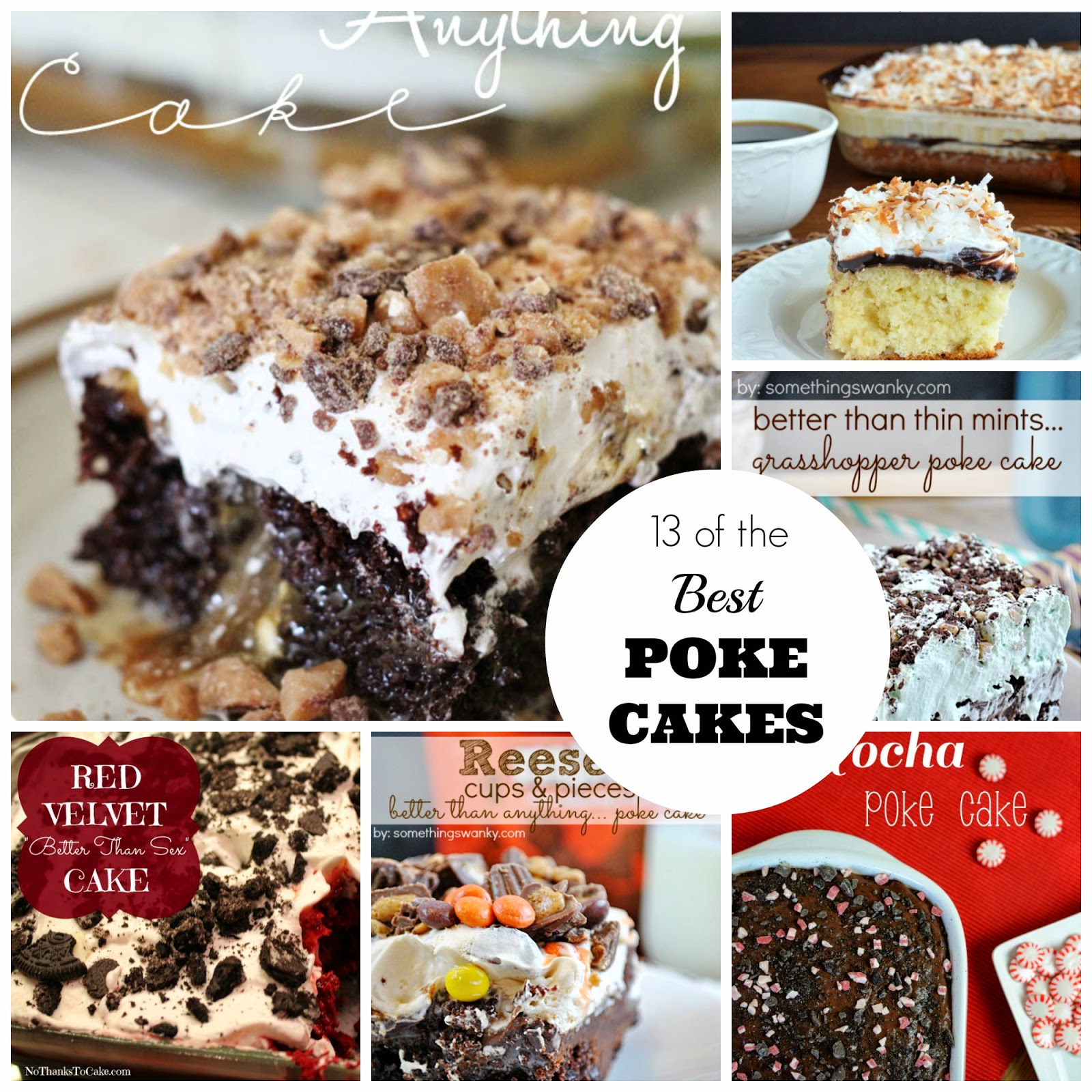 "Carissa Miss: ""Better than"" Poke Cake Round Up"