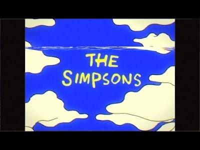 Un extraño intro de Los Simpson - www.rjgm.net