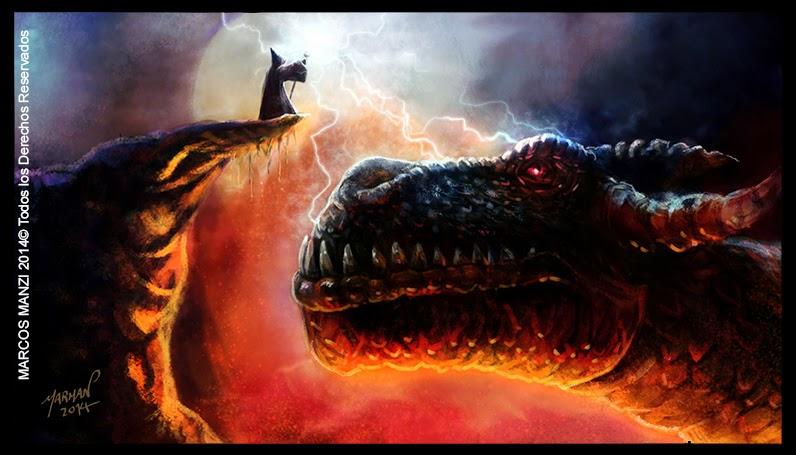 Encantador de Dragones