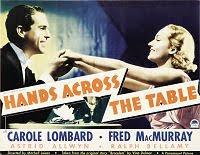 Hands Across the Table (1935) Lobby Card