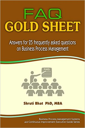 FAQ Gold Sheet