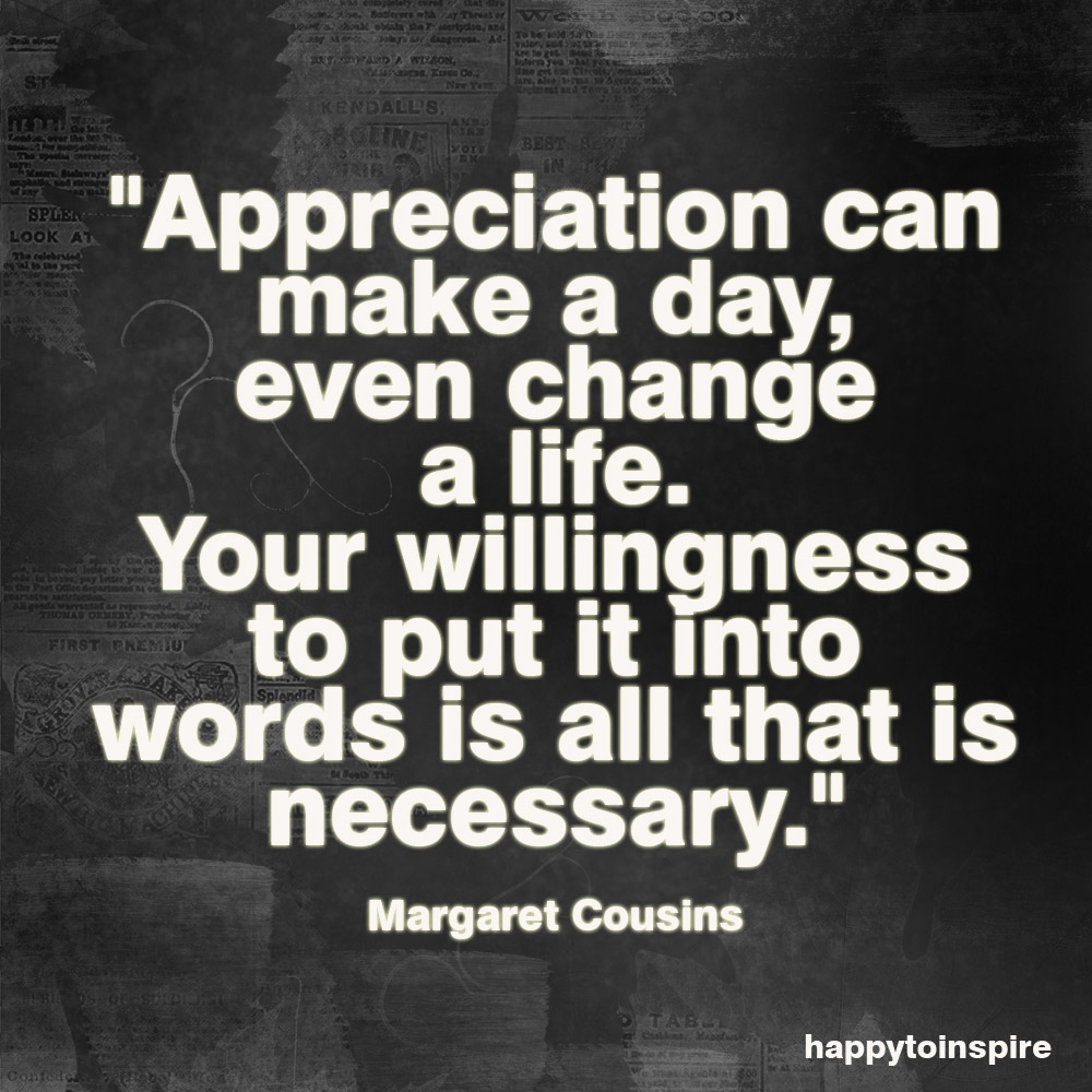 appreciation quotes Photo