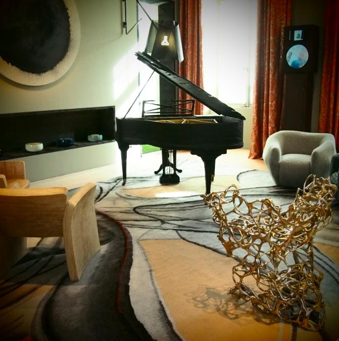 ad int rieurs 2013 exposition m tamorphose l 39 enclos des bernardins madame r ve paris. Black Bedroom Furniture Sets. Home Design Ideas
