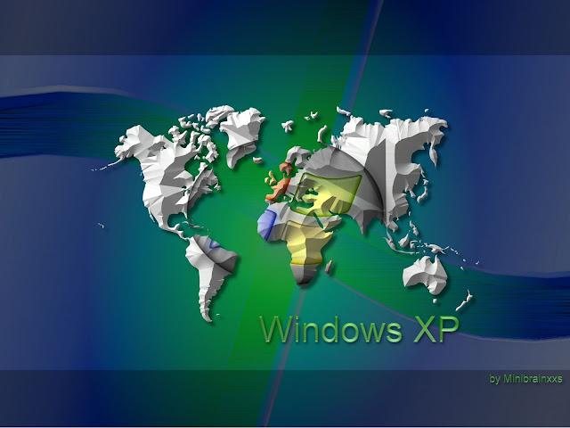 Windows Xp World Background
