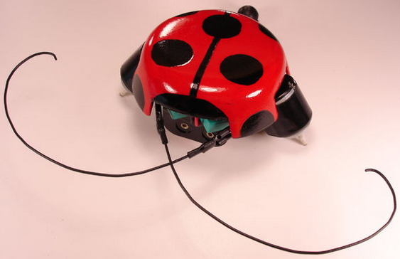 Beetlebot Very Simple Robot