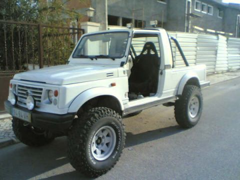 2003 suzuki samurai pick up 4x4 107 5 of Historys Most Dangerous Cars