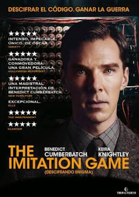 The Imitation Game [2014] [NTSC/DVDR-Custom SCR] [MUSTITA] Ingles, Subtitulos Español Latino