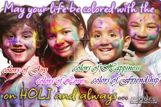 Happy Holi images for whatsup