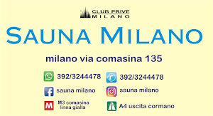 Sauna Milano Club Privè