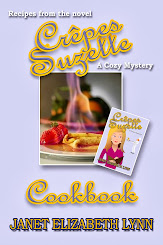 Crepes Suzette a Cookbook