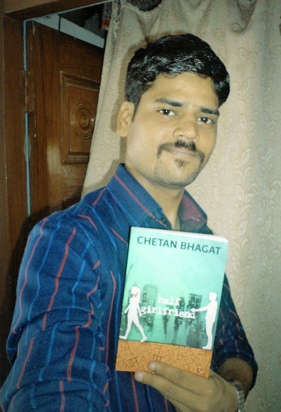 Chetan Bhagat's Half Girlfriend PDF Download (Ebook For Free)