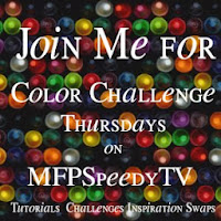MFP Thursday Color Challenge
