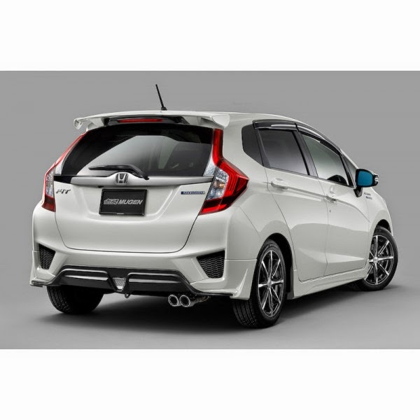 add on Honda Jazz 2014 Type S Mugen