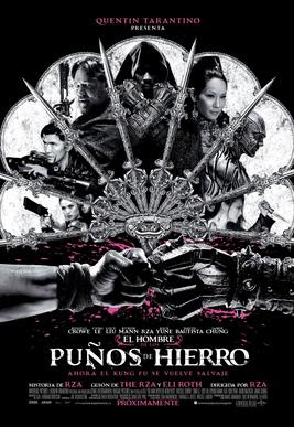 El hombre de los puños de hierro (2012) Online