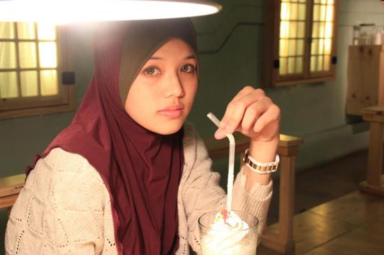 Gambar Fatin Liyana - Blogger Cantik Malaysia