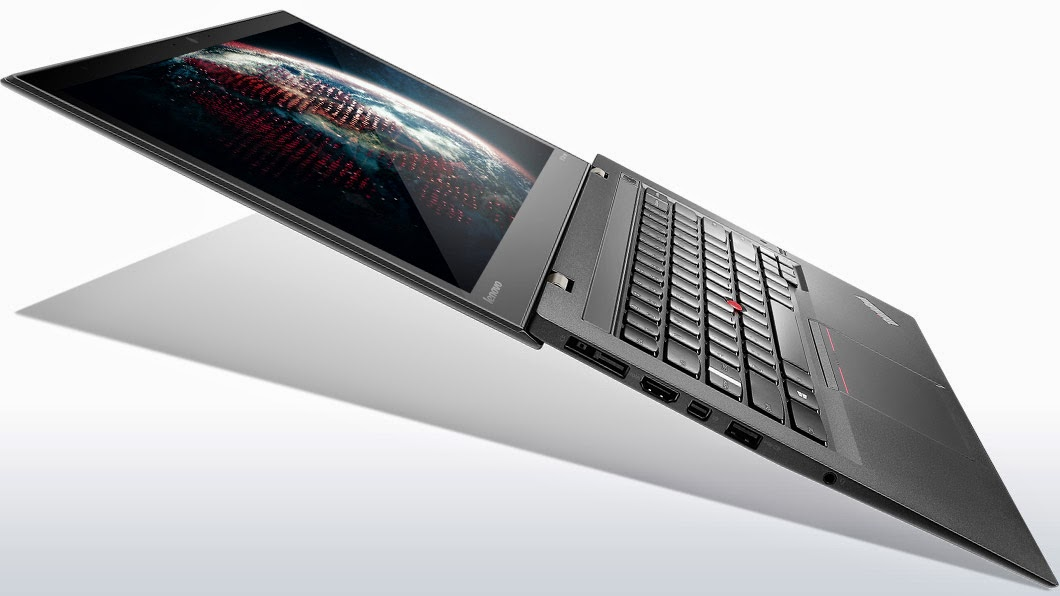 Lenovo : New ThinkPad X1 Carbon Ultrabook