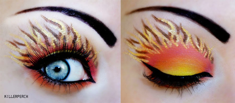 09-Horoscope-Leo-Killerpeach94-Body-Painting-The-Eye-Treatment-www-designstack-co