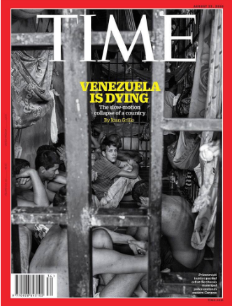 The Latest issue of TIME Magazine