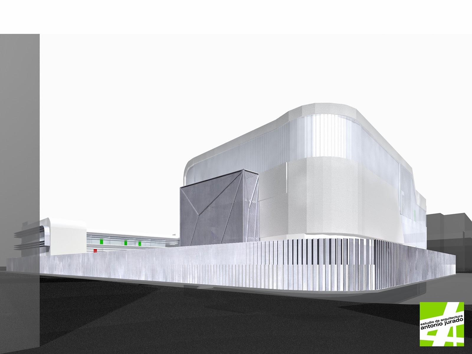 Centro educativo concertado fuenteblanca murcia for Estudio arquitectura murcia