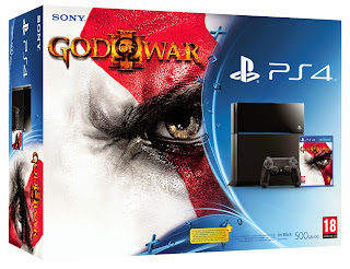 باندل God of War III ل PS4