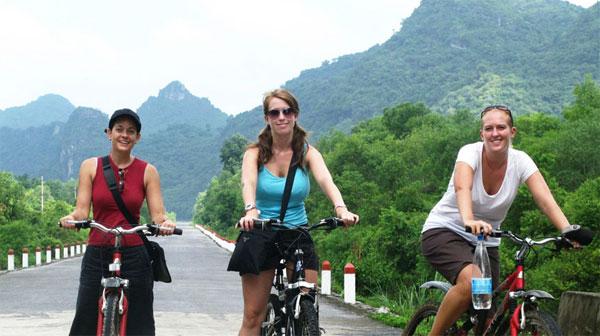 Cycling - Au Co Cruise