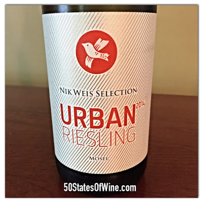 Wine of the Week: Nik Weis Urban Riesling 2014