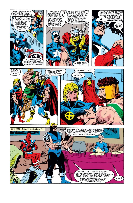 Captain America (1968) Issue #395 #328 - English 10