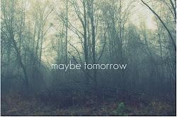 Quizás mañana ya no te eche de menos.