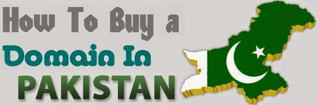 How To Buy a Domain Name in Pakistan?