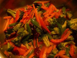 stirfry salad