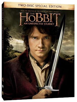 The Hobbit: An Unexpected Journey (2012) DVD