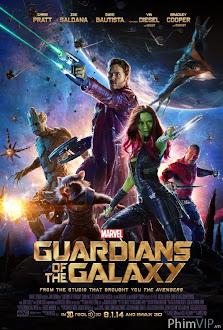 Xem phim Vệ Binh Dải Ngân Hà - Guardians Of The Galaxy