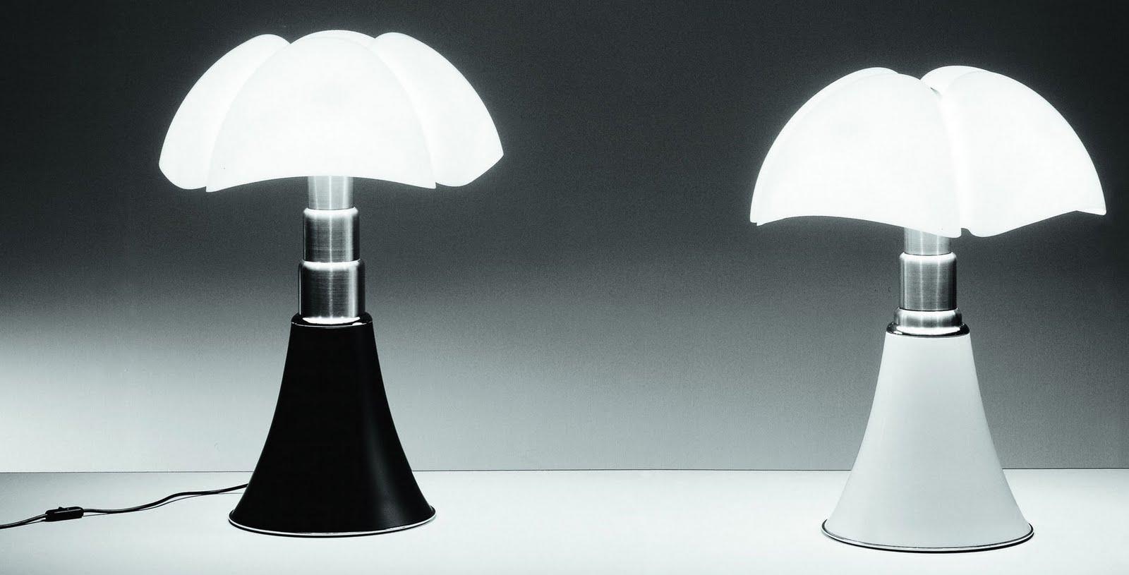Icon of Modern Design Pipistrello Lamp modern design by