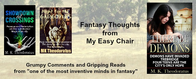 Fantasy Thoughts from My Easy Chair