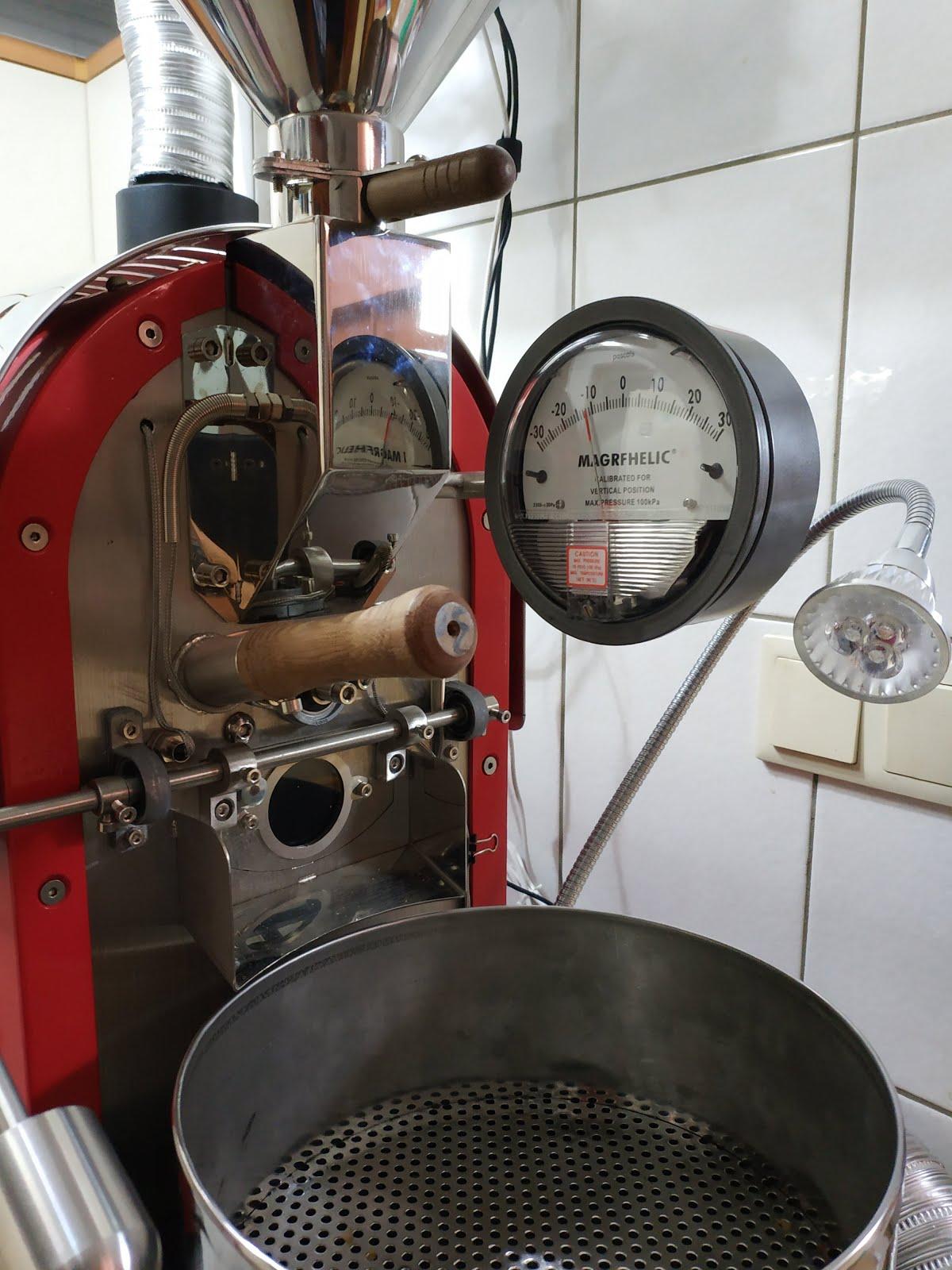 The Factory Air Pressure Meter