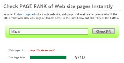 Google Page Rank itu apa?