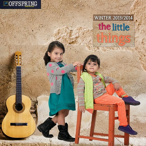 Kids Wear Winter Outfits Collection 2013-14 Stylish