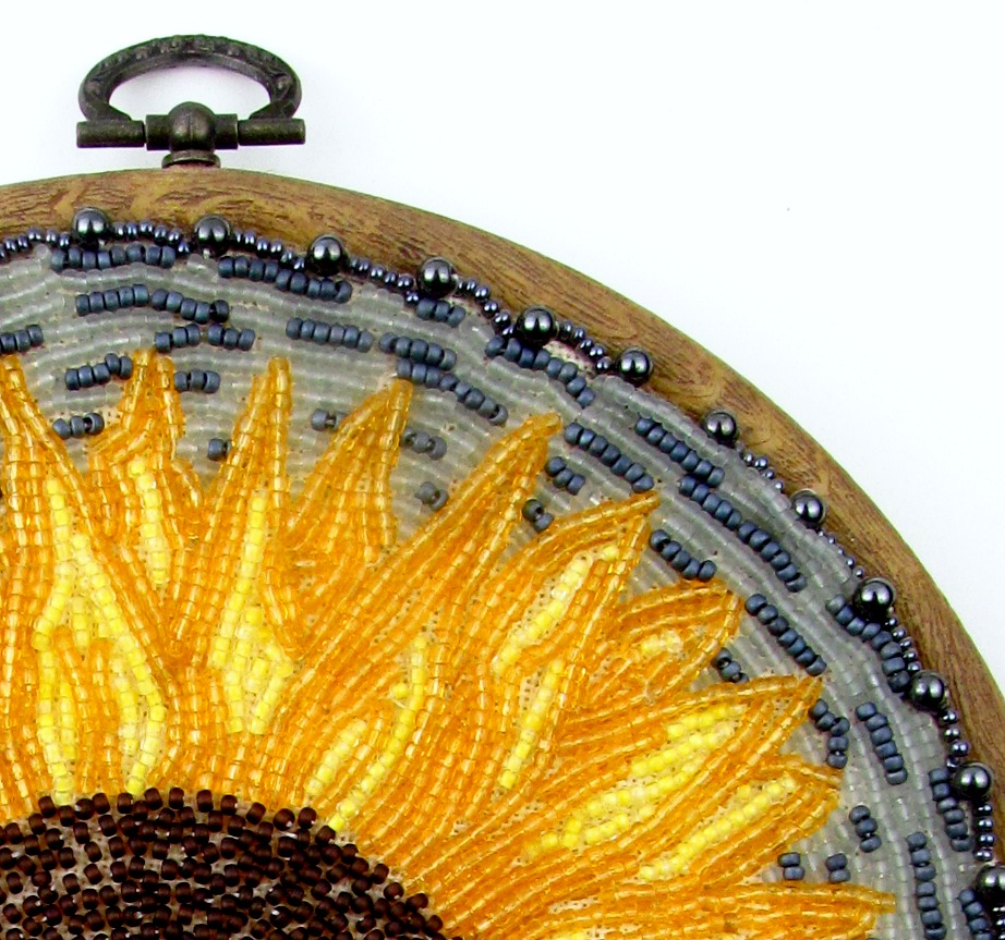 Rise and Shine: The Art of Seed Beading
