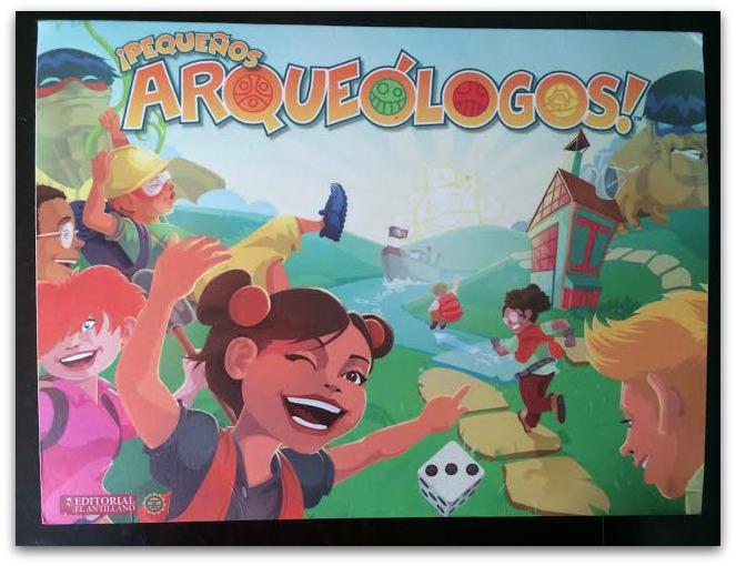 Pequeños Arqueólogos
