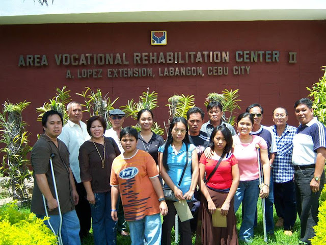 Dalaguete Rehab Center, Cebu City | Living as a PWD in the US