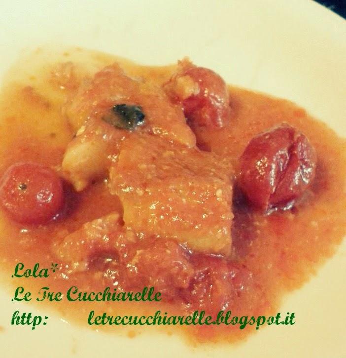 filetto di merluzzo con peperoncino extrapiccante cannamela!